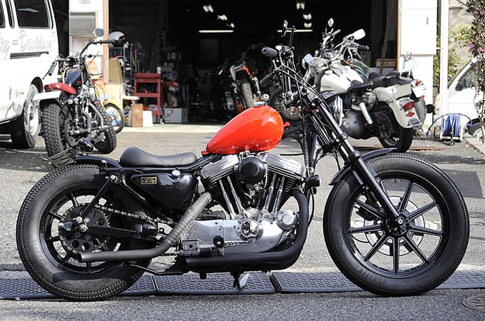 MOMIAGE SPEED MOTORCYCLESの画像
