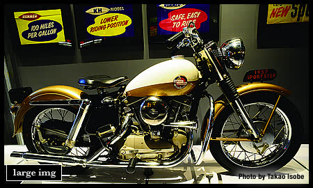 1957 XL Sportster (Photo by Takao Isobe)