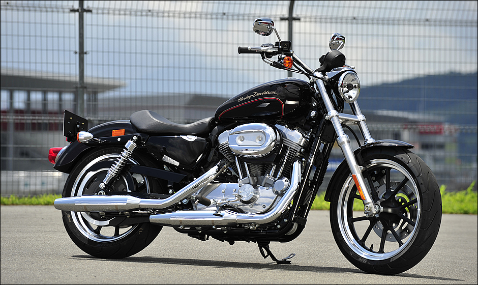 SPORTSTER FAMILY XL883L Super Low