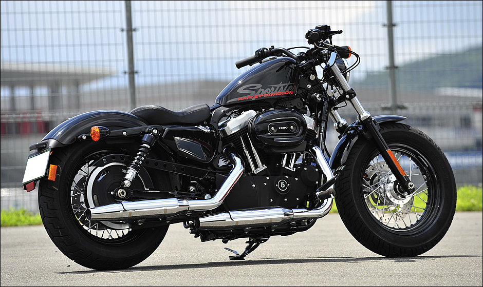 SPORTSTER FAMILY XL1200X FORTY-EIGHT
