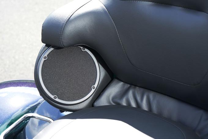 ハーレー2021年モデルの「トライグライド ウルトラ」を試乗インプレ!人生で一度は手にしてみたい別格の存在感の15画像