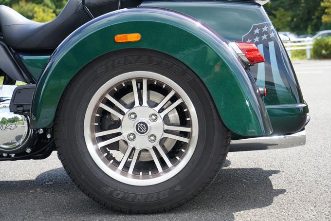 ハーレー2021年モデルの「トライグライド ウルトラ」を試乗インプレ!人生で一度は手にしてみたい別格の存在感の16画像