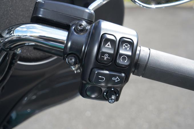 ハーレー2021年モデルの「トライグライド ウルトラ」を試乗インプレ!人生で一度は手にしてみたい別格の存在感の22画像