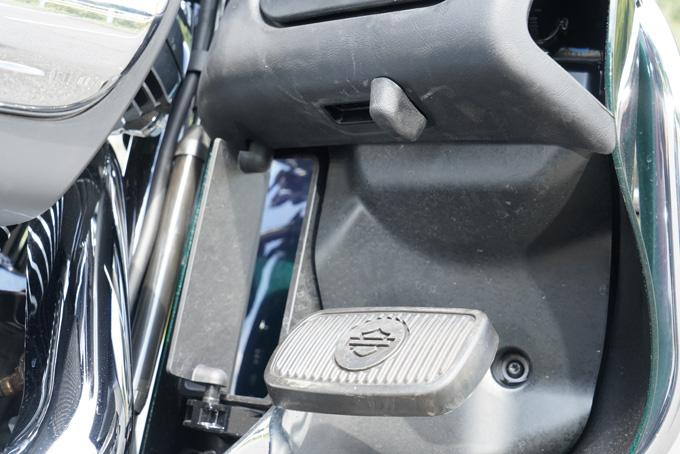 ハーレー2021年モデルの「トライグライド ウルトラ」を試乗インプレ!人生で一度は手にしてみたい別格の存在感の24画像