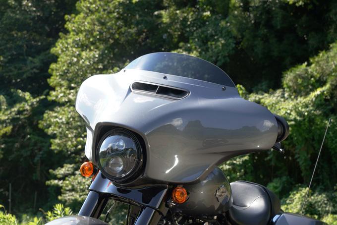 ハーレー2021年モデルの「FLHXS ストリートグライドスペシャル」を試乗インプレ!強烈なインスピレーションを得られる希有なノリモノの13画像