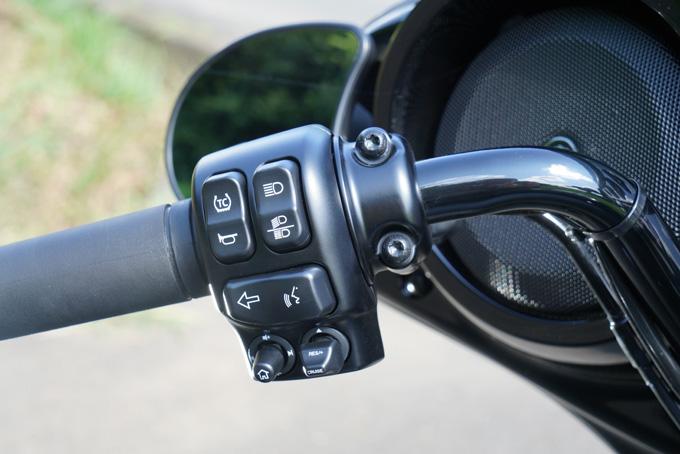 ハーレー2021年モデルの「FLHXS ストリートグライドスペシャル」を試乗インプレ!強烈なインスピレーションを得られる希有なノリモノの22画像