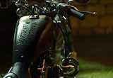 HBJ Movie #005 Loner Sage custom cycles Minoru Nakamuraの画像