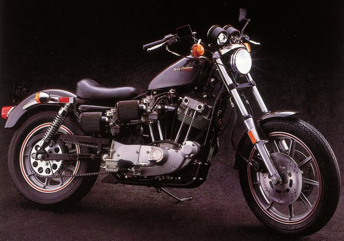 1983 XR1000の写真画像