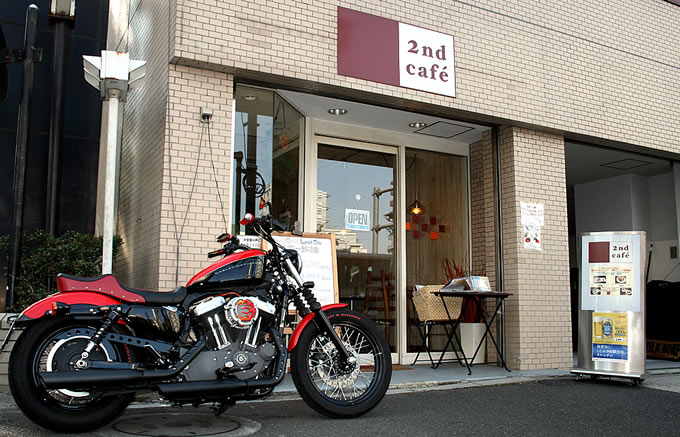 2nd cafeの画像