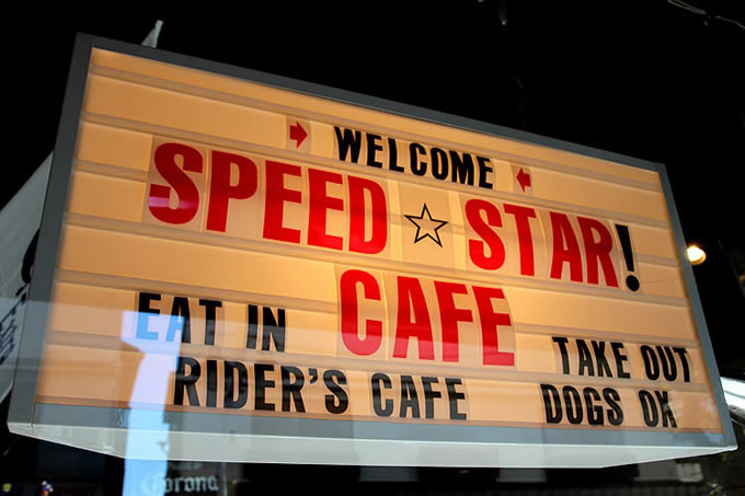 SPEED STAR CAFEの画像