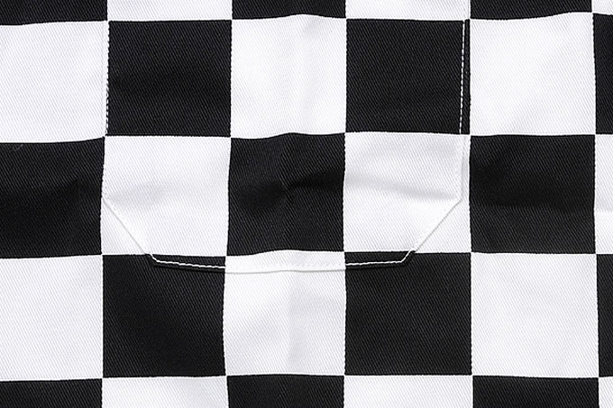 SPEED ADDICT CHECKER SHIRTの画像