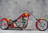 SLED CHOPPER / MOTOBLUEZの画像