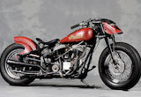 1948 INDIAN CHIEF / TASTE CONCEPT MOTOR CYCLEの画像