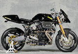 2001 BUELL X1 / ICHIKOKU CYCLE WORKSの画像