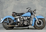 1950 FL / CROSS BONE MCの画像