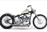 1955 PAN HEAD / 4SPEED MOTORCYCLEの画像