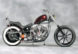 1974 FXE / MOTOR ROCK KUSTOM SHOPの画像