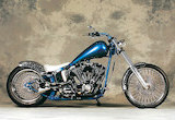 2003 FLSTF / MACKIES CUSTOM CYCLEの画像