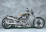 2003 FXDL / HOT-DOCK CUSTOM CYCLESの画像