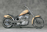 2004 FXST / JAPAN DRAG CUSTOM CYCLESの画像