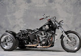 2001 FXSTB / CHOPPERの画像