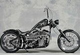 2002 FLSTF<br />SELECTED CUSTOM MOTORCYCLEの画像