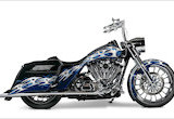 2005 FLHRS<br />VEGAS MOTORCYCLESの画像