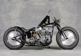 1951 PANHEAD / LUCK MOTORCYCLESの画像