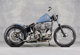1974 SHOVELHEAD / AUTHENTIC MOTOR SERVICEの画像