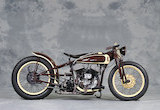 1942 WLA / BAR-BER CYCLEの画像