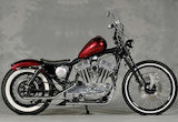 2000 XLH883 / DAN'S MOTOR CYCLEの画像