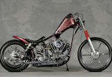 1982 FLH / JAPAN DRAG CUSTOM CYCLESの画像