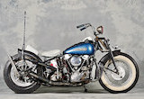 1946 KNUCKLE HEAD / RED HOT MOTORCYCLESの画像