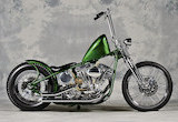 1977 SHOVEL HEAD / shovelhead-tag