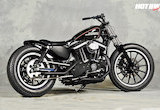 2006 XL883R / RUDE ROD CUSTOM CYCLEの画像