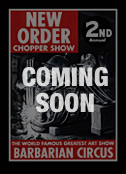 2009 NEW ORDER CHOPPER SHOW 2ndの画像