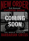 2009 NEW ORDER CHOPPER SHOW 3rdの画像