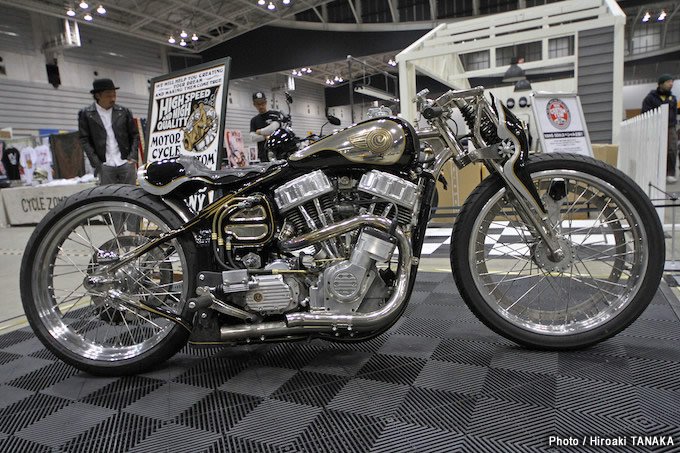 24th Annual YOKOHAMA HOT ROD CUSTOM SHOW 2015 #01