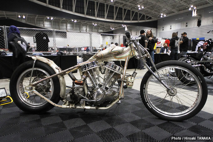 24th Annual YOKOHAMA HOT ROD CUSTOM SHOW 2015 #02