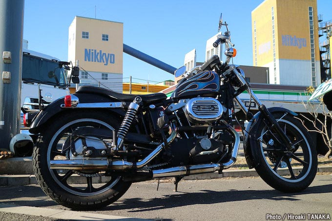 スポーツスター好きが集まるTOKYO NIGHT SPORTSTER MEETING -14th- Daytime Meetingの画像