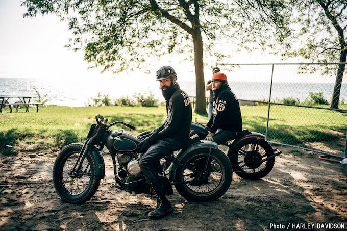 ハーレーの115周年を祝う「HARLEY-DAVIDSON 115TH ANNIVERSARY CELEBRATION IN MILWAUKEE」レポートの画像