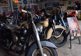 SEMBA'S VINTAGE HARLEY EXHIBITION AT MOON GARAGEの画像