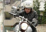 辻 光希子(142cmの女性ライダー)の画像