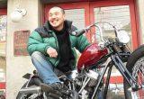戎岡 彰(元ボクサーのハーレー乗り)の画像