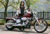 YOOCOさん 2008年式 FXSTCの画像
