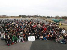 埼玉スポーツスターミーティング in 羽生水郷公園 駐車場の画像