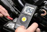 電気系「充電電圧の確認とバッテリーチェック」の画像