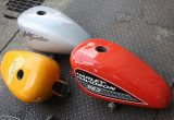 HIDE MOTORCYCLE「第2回 タンク ワンオフ製作」の画像