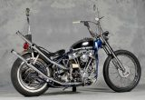 1956 FLH / CUSTOM CHROME MCの画像