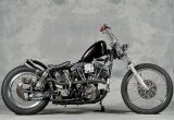 1980 FXE / CROSS BONE MCの画像